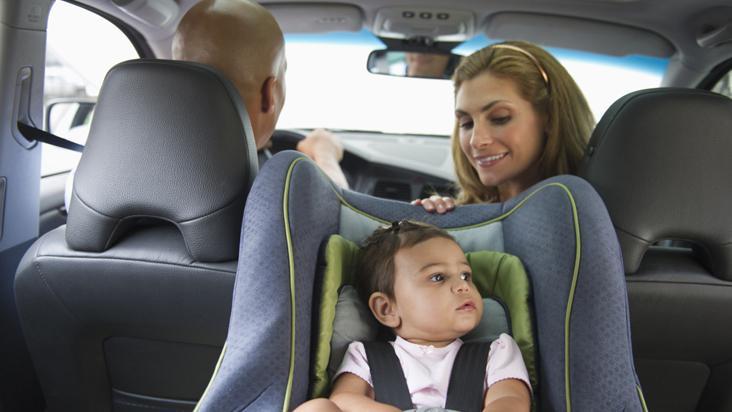 5 tips para viajar con niños en el auto