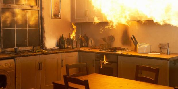 6 consejos para evitar incendios en el hogar