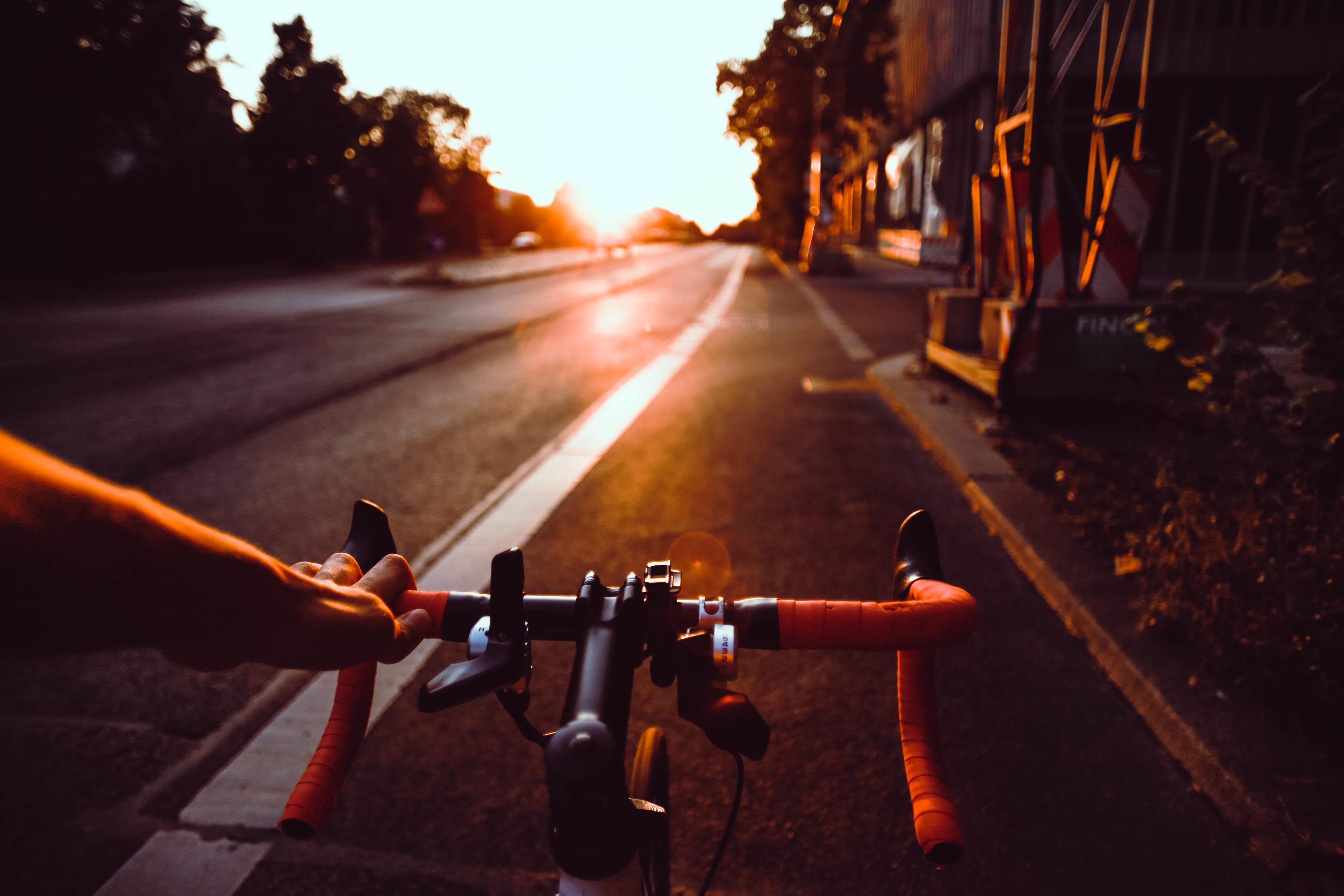 viajar en bici