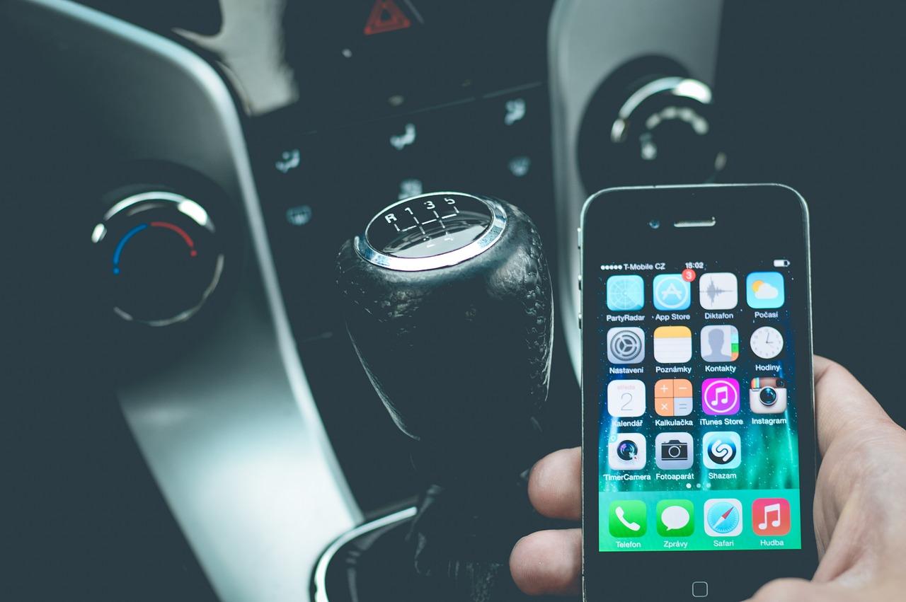 Cómo está cambiando el smartphone tu relación con el auto
